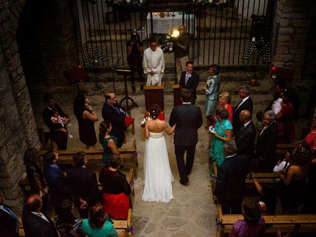 La boda de Javier y Lidia en Balneario Panticosa, Huesca 28