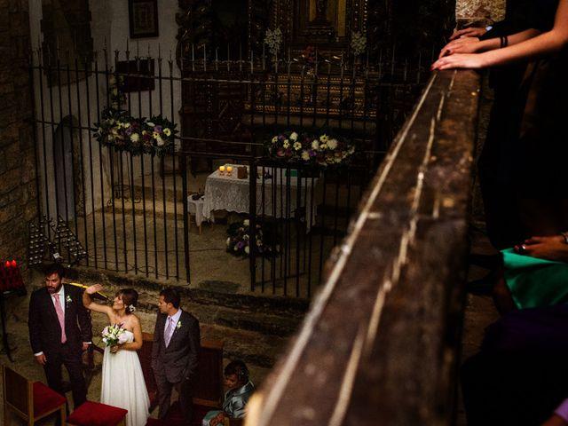 La boda de Javier y Lidia en Balneario Panticosa, Huesca 29