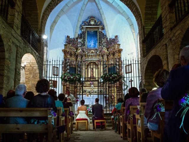 La boda de Javier y Lidia en Balneario Panticosa, Huesca 31