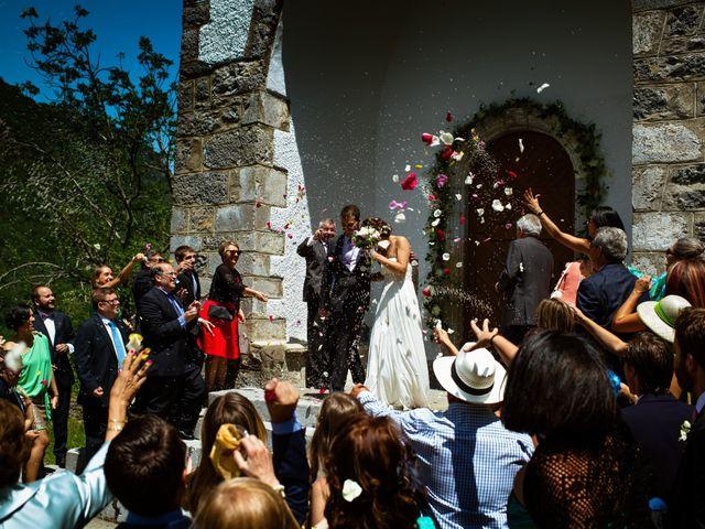La boda de Javier y Lidia en Balneario Panticosa, Huesca 34