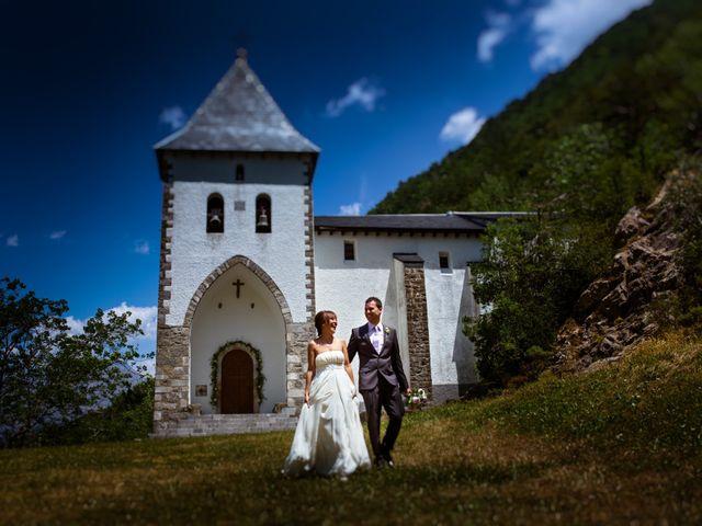 La boda de Javier y Lidia en Balneario Panticosa, Huesca 36