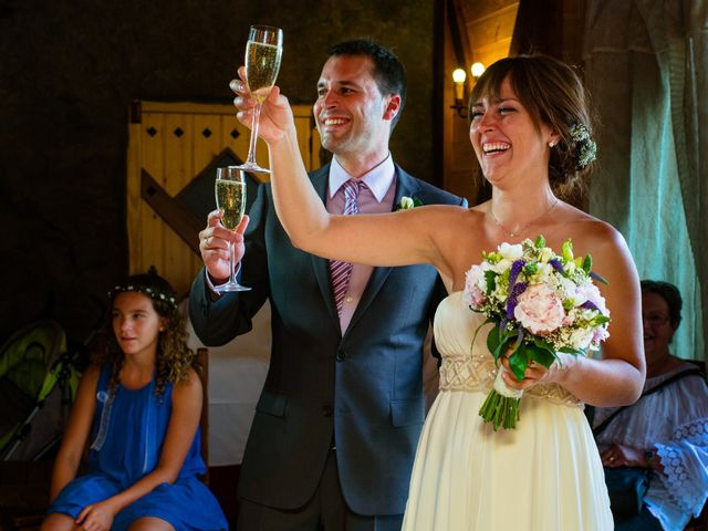 La boda de Lidia y Javier