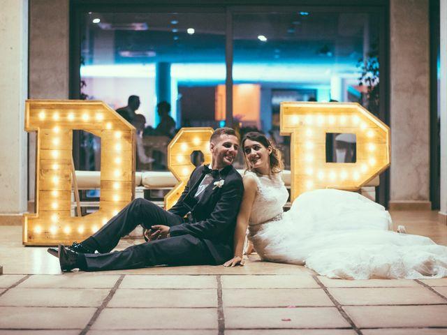 La boda de Dani y Paula en Sentmenat, Barcelona 1