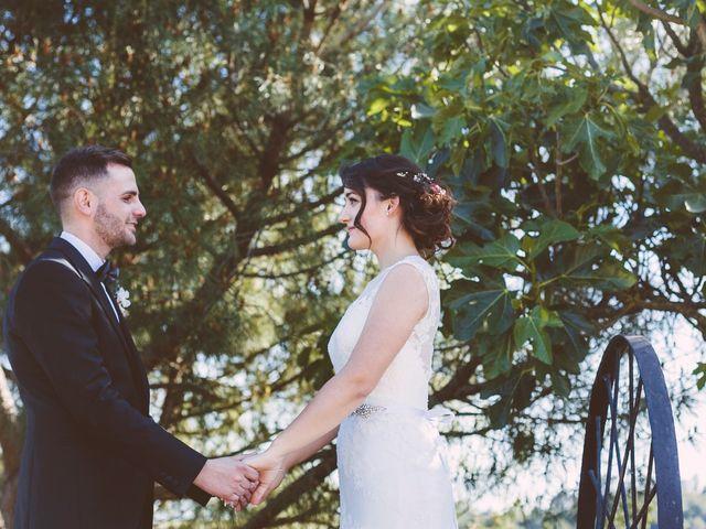 La boda de Dani y Paula en Sentmenat, Barcelona 5