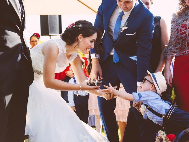 La boda de Dani y Paula en Sentmenat, Barcelona 7