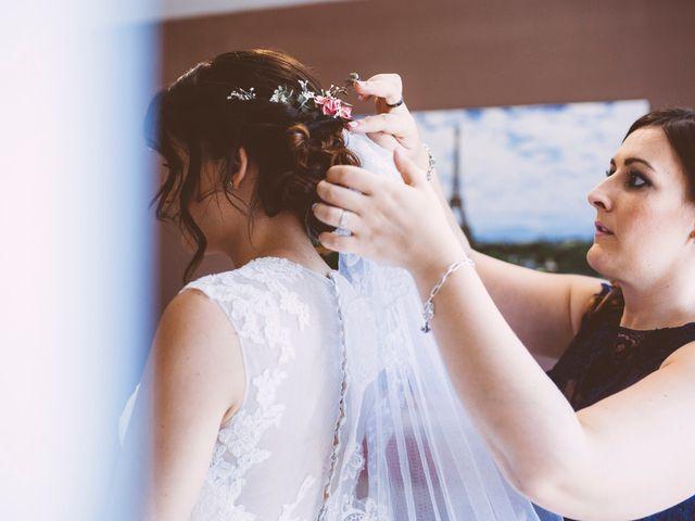 La boda de Dani y Paula en Sentmenat, Barcelona 13