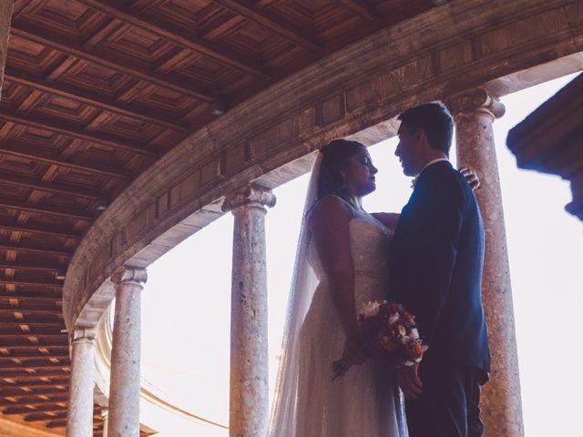 La boda de Uge  y Maria   en Granada, Granada 3