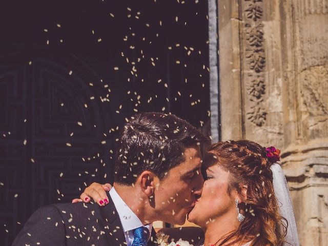 La boda de Uge  y Maria   en Granada, Granada 1