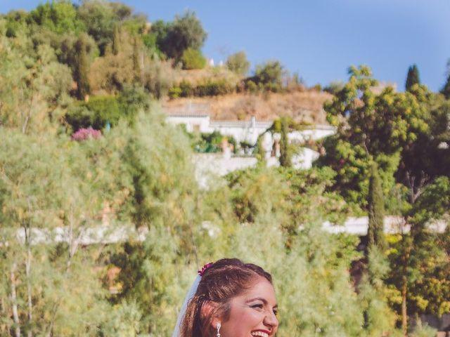 La boda de Uge  y Maria   en Granada, Granada 6