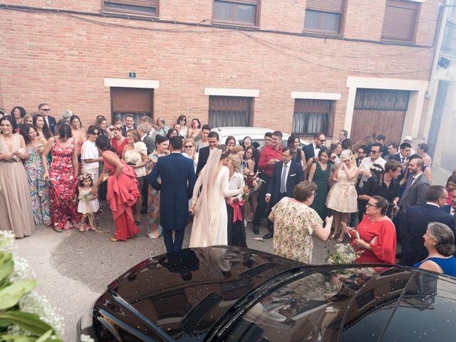 La boda de Javier y Cuka en Almonacid De Zorita, Guadalajara 12