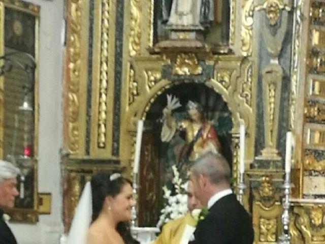 La boda de Angel Manuel Peinado y Salomé Varo en Churriana De La Vega, Granada 3