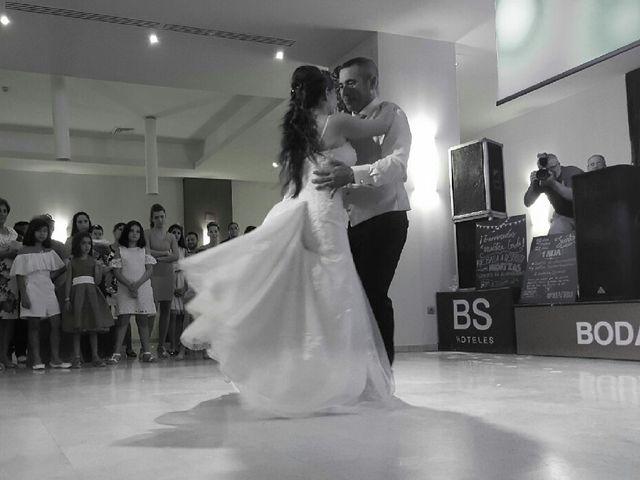 La boda de Angel Manuel Peinado y Salomé Varo en Churriana De La Vega, Granada 1
