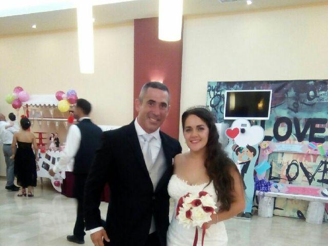 La boda de Angel Manuel Peinado y Salomé Varo en Churriana De La Vega, Granada 5