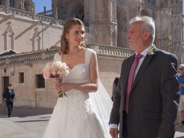 La boda de Carlos y Eva en Burgos, Burgos 4