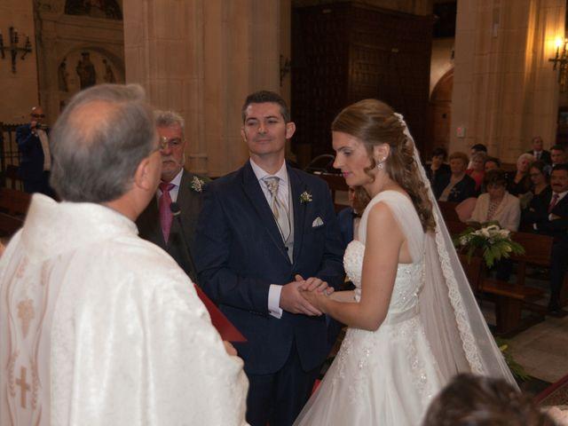 La boda de Carlos y Eva en Burgos, Burgos 5