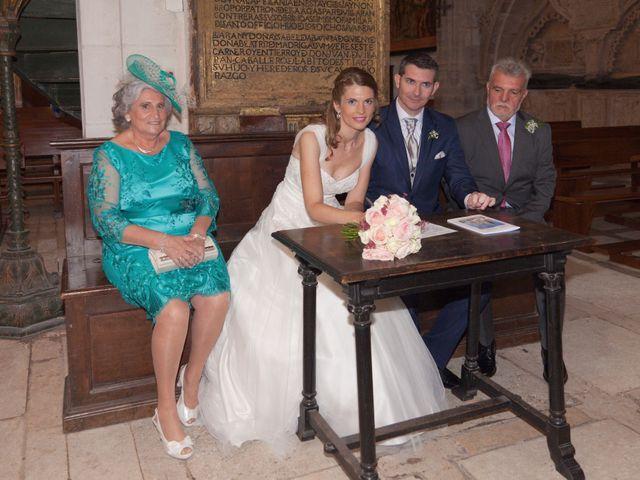 La boda de Carlos y Eva en Burgos, Burgos 6