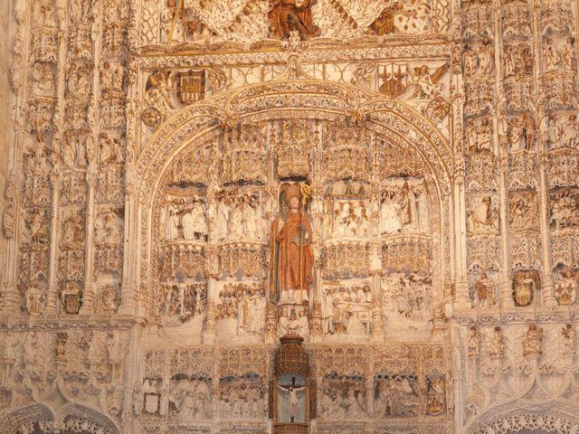 La boda de Carlos y Eva en Burgos, Burgos 7