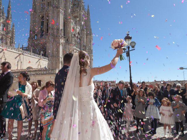 La boda de Carlos y Eva en Burgos, Burgos 9