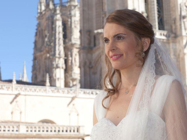 La boda de Carlos y Eva en Burgos, Burgos 10