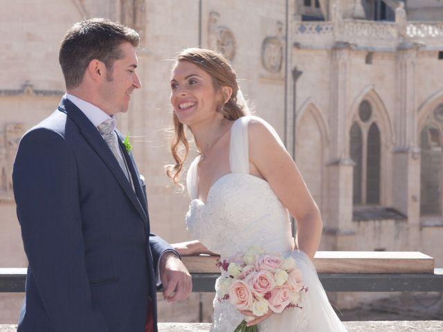 La boda de Carlos y Eva en Burgos, Burgos 11