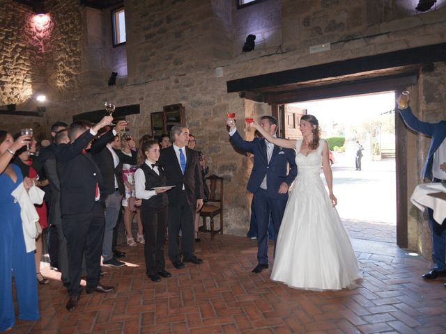 La boda de Carlos y Eva en Burgos, Burgos 16
