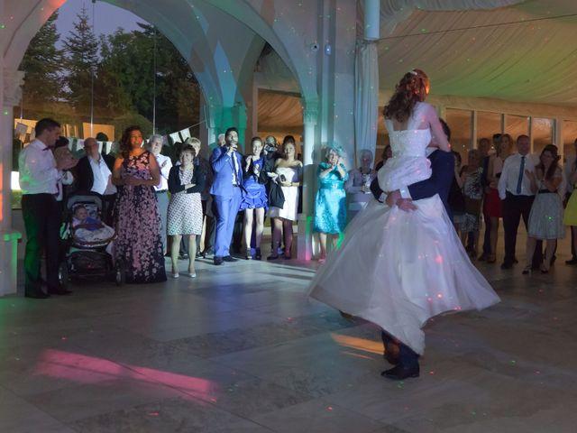 La boda de Carlos y Eva en Burgos, Burgos 25