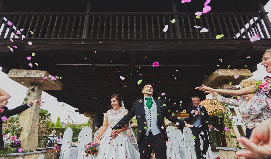 La boda de Dylan y Bea en Naveces, Asturias