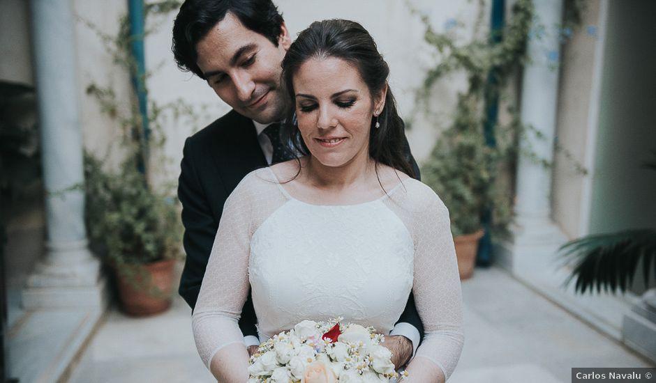 La boda de Manuel y Eva en Córdoba, Córdoba