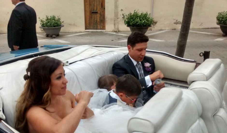 La boda de Javier  y Jesica en El Masnou, Barcelona