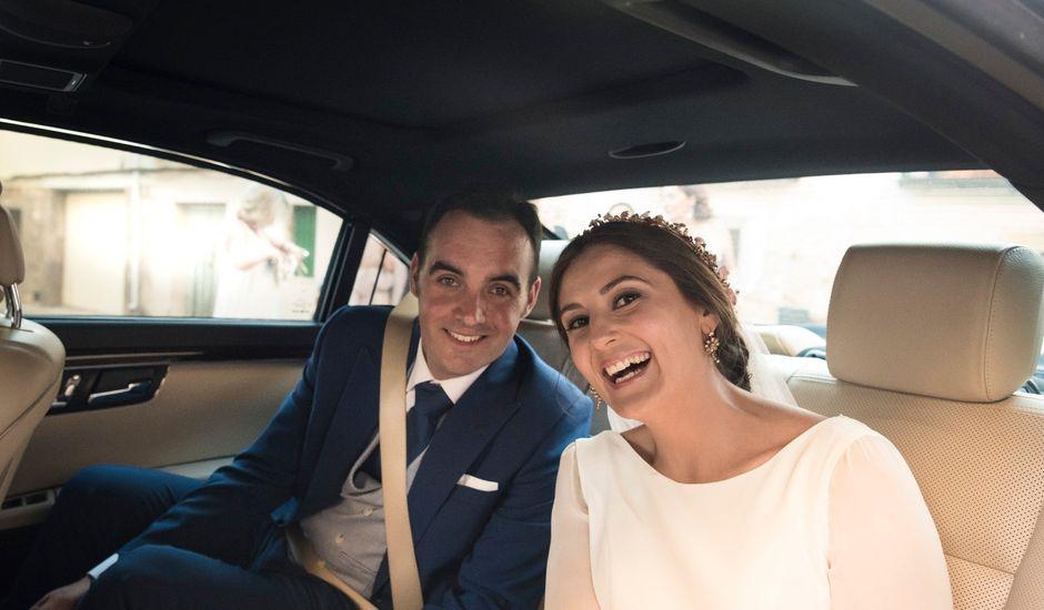 La boda de Javier y Cuka en Almonacid De Zorita, Guadalajara