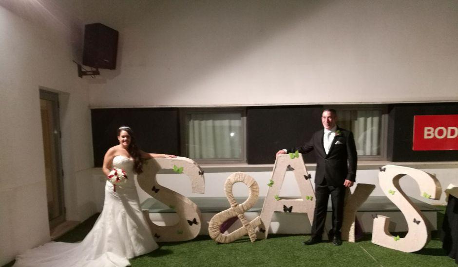 La boda de Angel Manuel Peinado y Salomé Varo en Churriana De La Vega, Granada