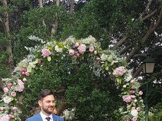 La boda de Victoria  y José Luis  1