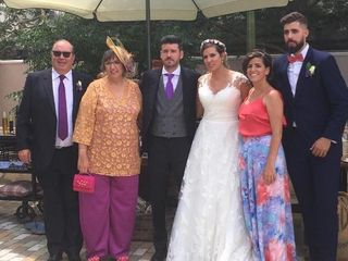 La boda de Sara y Antonio 1