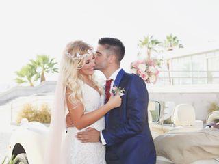 La boda de Angela y Jose