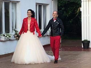 La boda de Agueda y Oscar