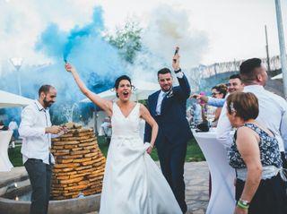 La boda de Jessica y David 2