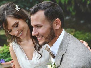 La boda de Lucy y Joel 1