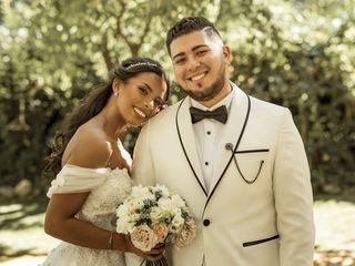 La boda de Yenny y Axel