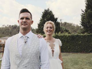 La boda de David y Raquel