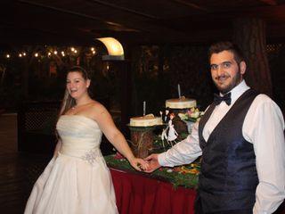 La boda de Jessica y Pau