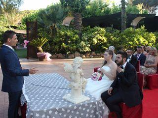 La boda de Jessica y Pau 2
