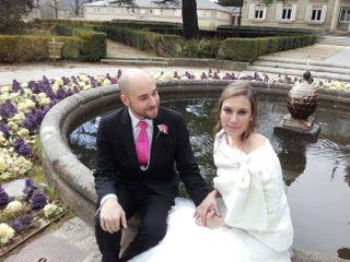 La boda de Elena y Toño
