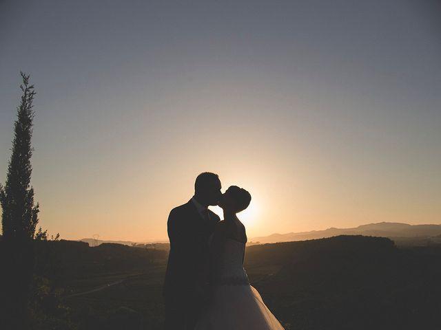 La boda de Moisés y Lidia en Subirats, Barcelona 37