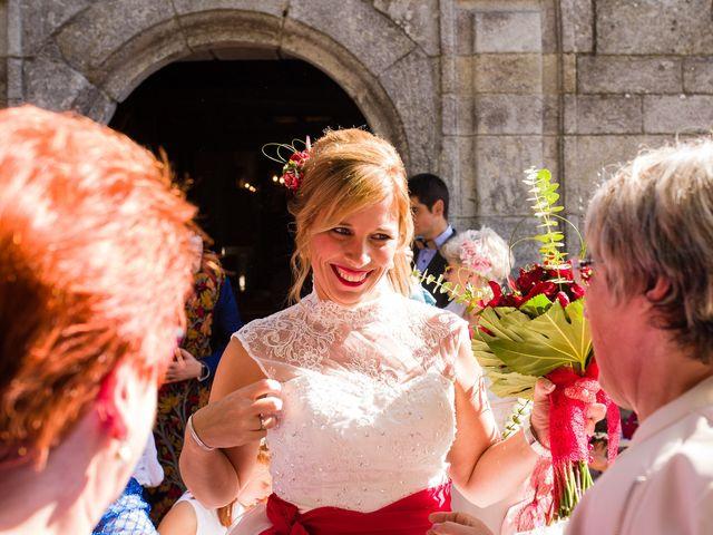 La boda de David y Eva en Narón, A Coruña 6