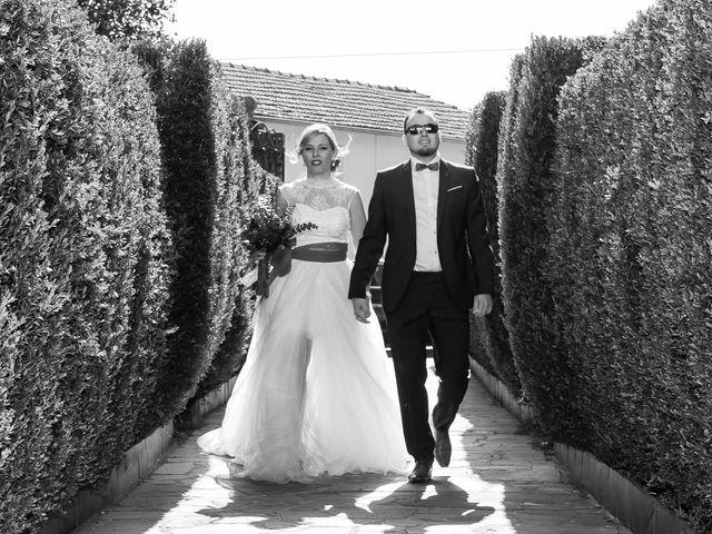 La boda de David y Eva en Narón, A Coruña 1