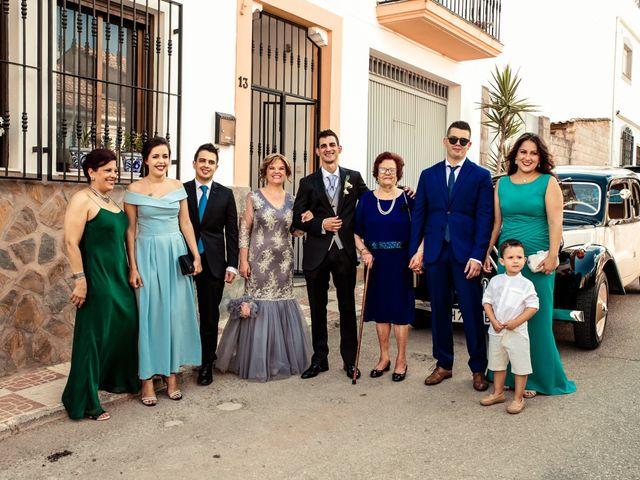 La boda de David y Eva en Illora, Granada 3