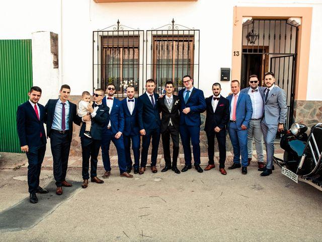 La boda de David y Eva en Illora, Granada 5