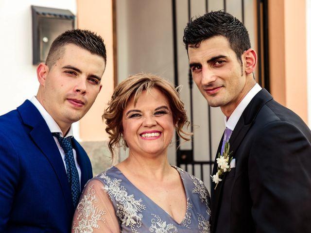 La boda de David y Eva en Illora, Granada 8