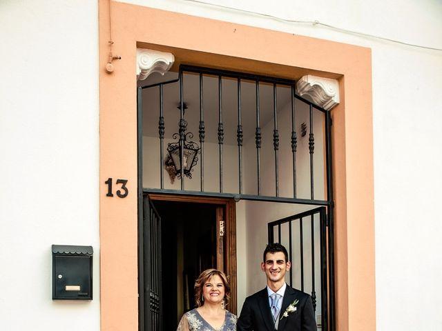 La boda de David y Eva en Illora, Granada 9