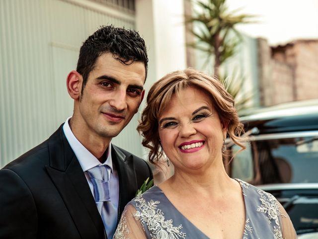 La boda de David y Eva en Illora, Granada 10